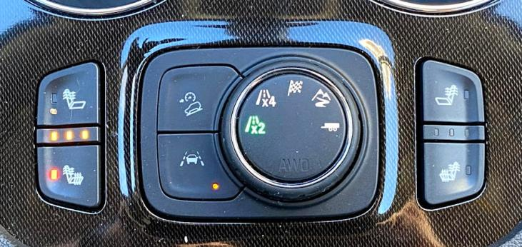 2020 gmc acadia awd - traction controls