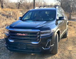 2020 gmc acadia awd at4 review test drive