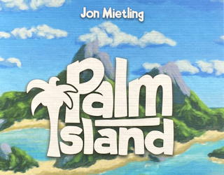 palm island card game review play thru