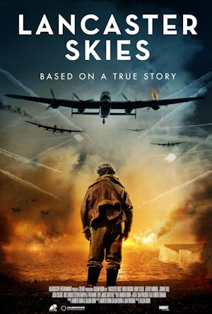 lancaster skies movie poster one sheet