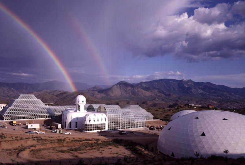 biosphere 2 - from spaceship earth