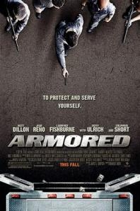 armored one sheet