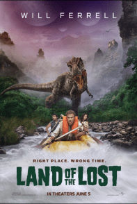 land of the lost onesheet