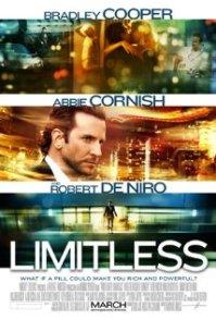 limitless one sheet