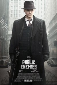 public enemies onesheet