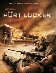 the hurt locker onesheet