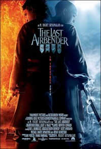 the last airbender one sheet