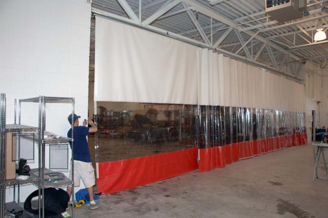 industrialcurtains  Goffs Curtain Walls