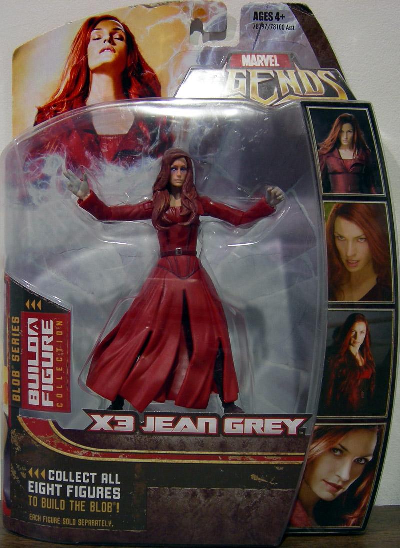 X3 Jean Grey Marvel Legends variant action figure