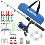PLUSINNO Kids Fishing Kit