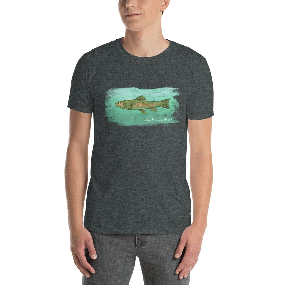 Domesticated Trout Tee