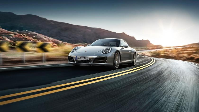 Pga Cars Launches The Facelifted Porsche 911 Carrera S Go Flat Out Ph