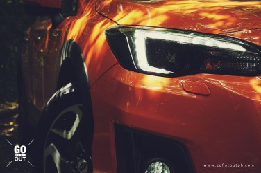 2018 Subaru XV 2.0i-S EyeSight Exterior