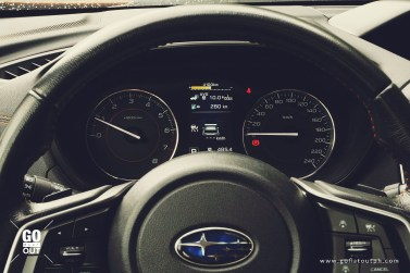 2018 Subaru XV 2.0i-S EyeSight Interior