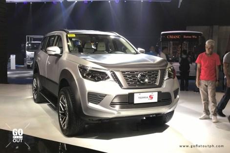 Nissan Terra S