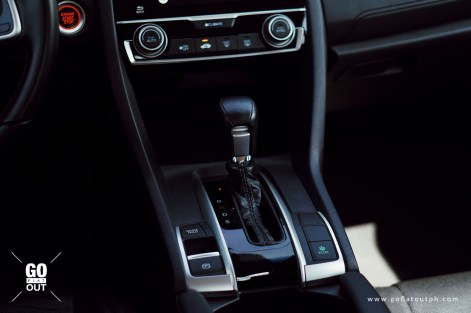 2018 Honda Civic RS Turbo Interior