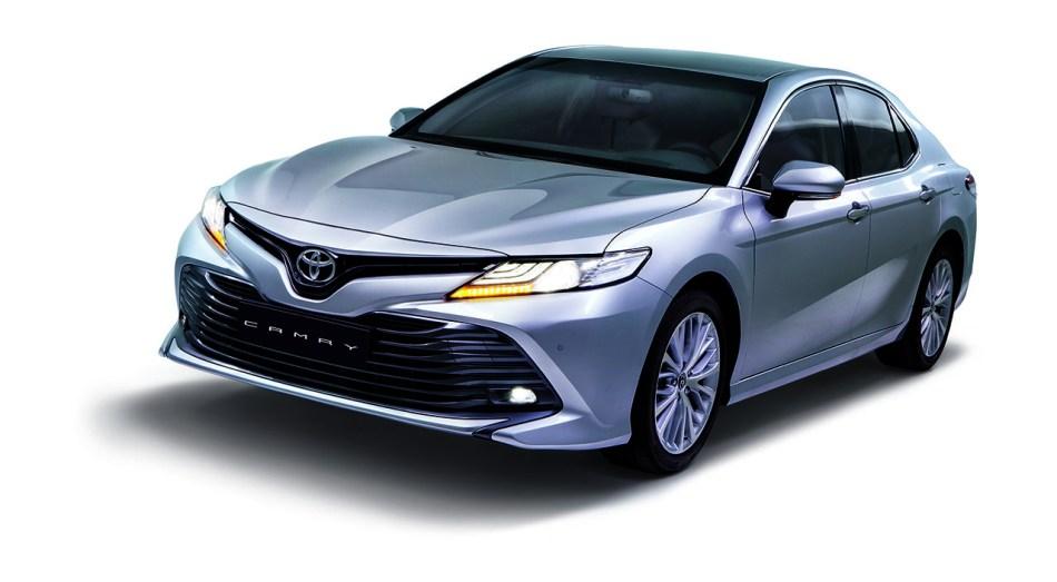 2019 Toyota Camry Exterior Philippines