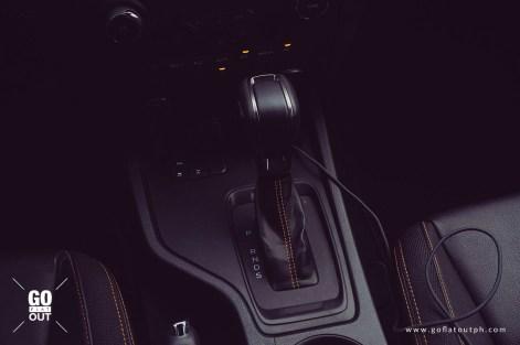 2019 Ford Ranger Wildtrak 2.0 4x2 AT Interior