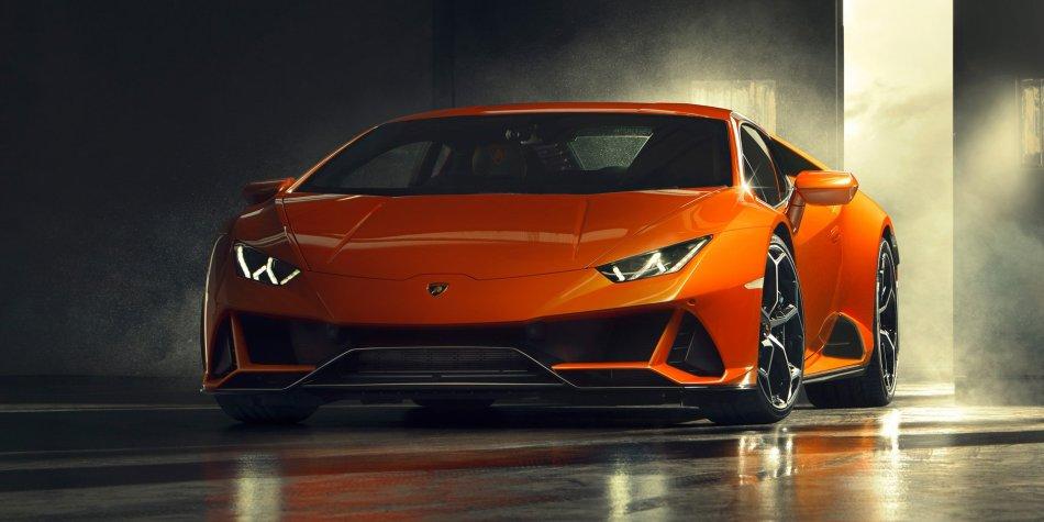 2020 Lamborghini Huracan EVO Exterior