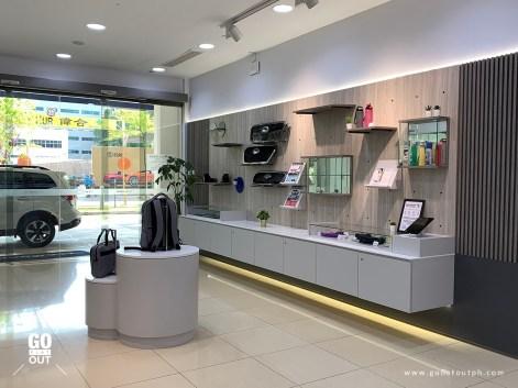 Subaru Leng Kee Showroom