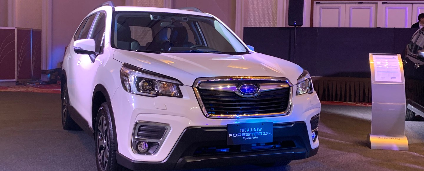 Subaru Is Trying To Lure PPV Buyers Towards Its All-New Forester