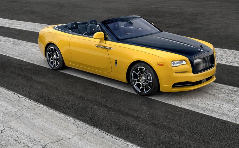 Silicon Valley Rolls-Royce Dawn