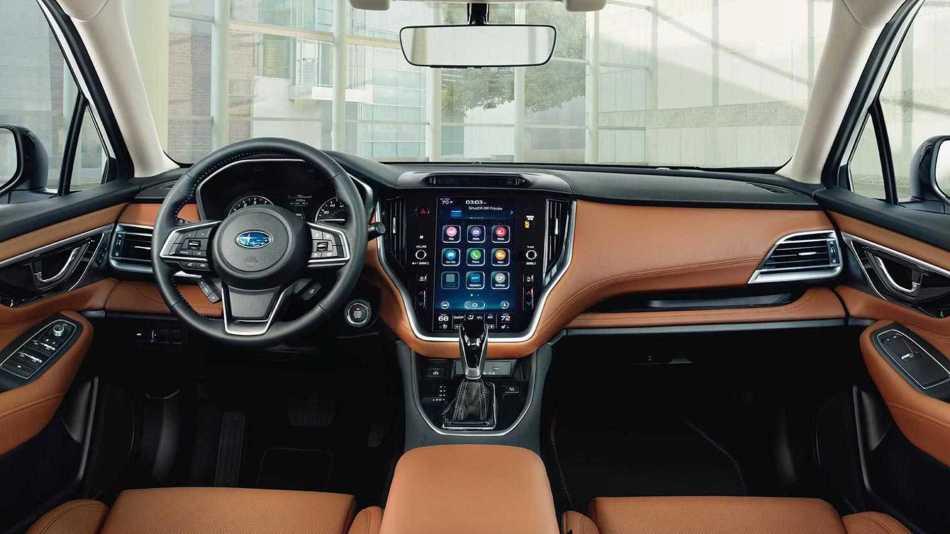 2020 Subaru Legacy Interior
