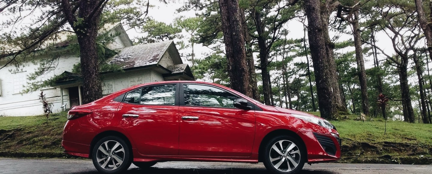 Own A Brand-New Toyota Vios For As Low As P7,394 A Month If You Are An OFW