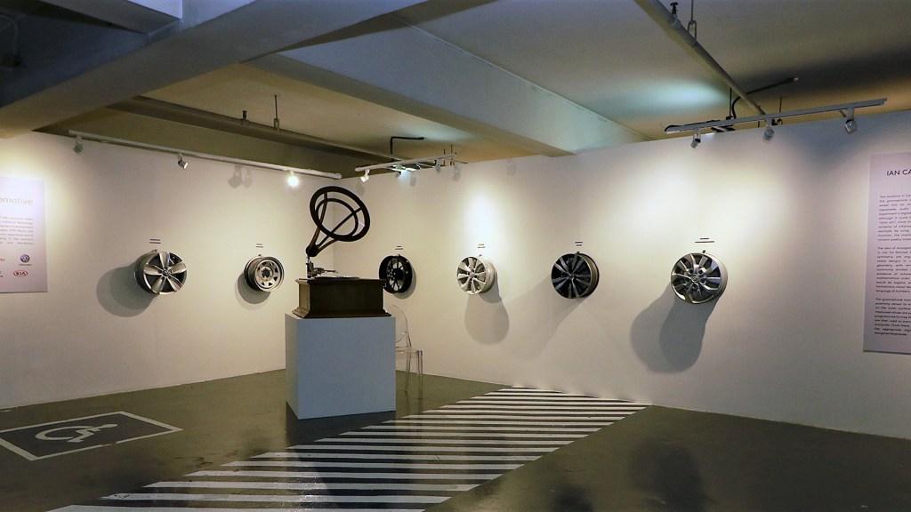 AC Automotive Showcases Its Contemporary Automotive Art At Art Fair PH 2019