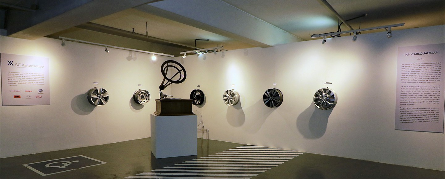 AC Automotive Showcases Its Contemporary Automotive Art At Art Fair PH 2019
