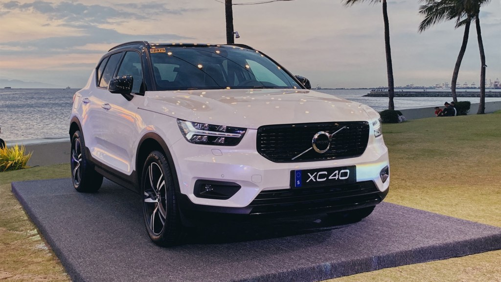 Volvo Philippines' XC40 Is Aiming For A 30% Market Share In The Small Luxury SUV Segment