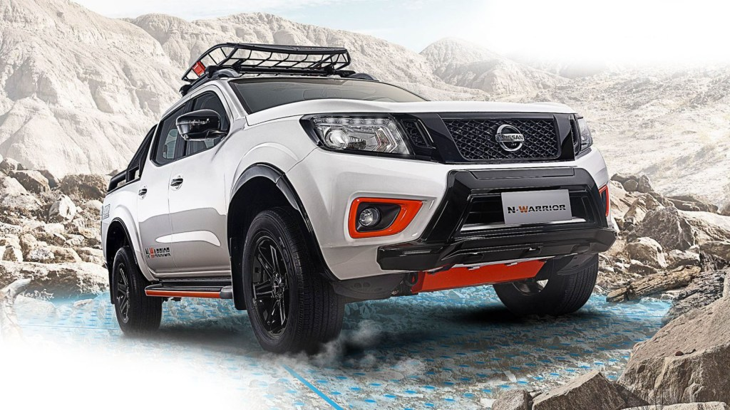 2019 Nissan Navara N-Warrior Is Ready For Adventure With P1.249M Starting Price
