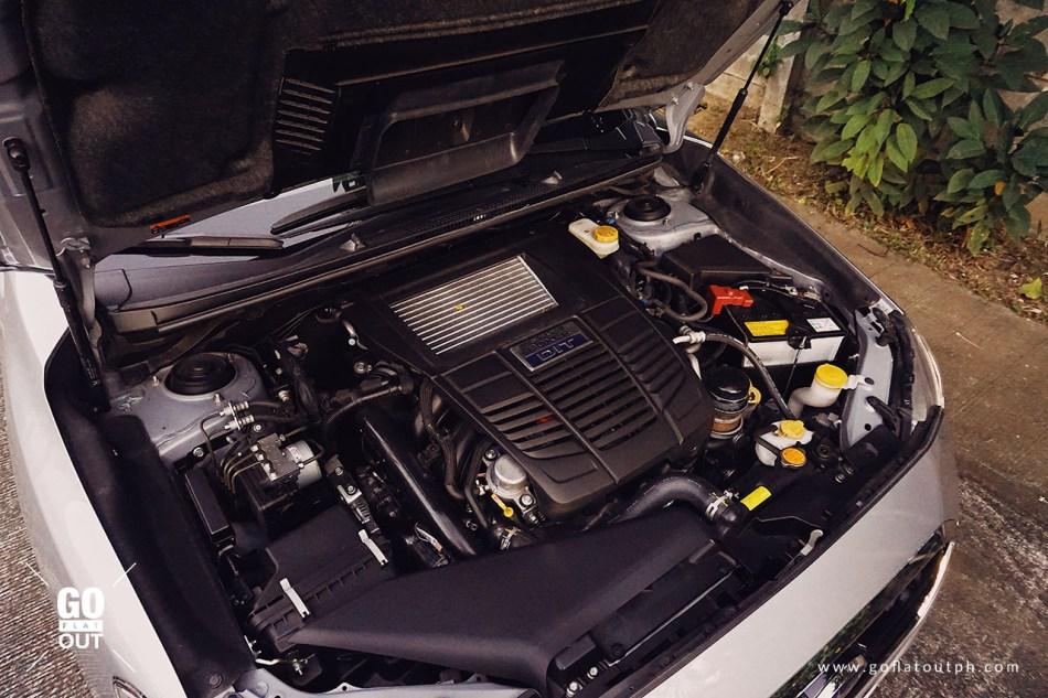 2019 Subaru Levorg 2.0 GT-S EyeSight Engine