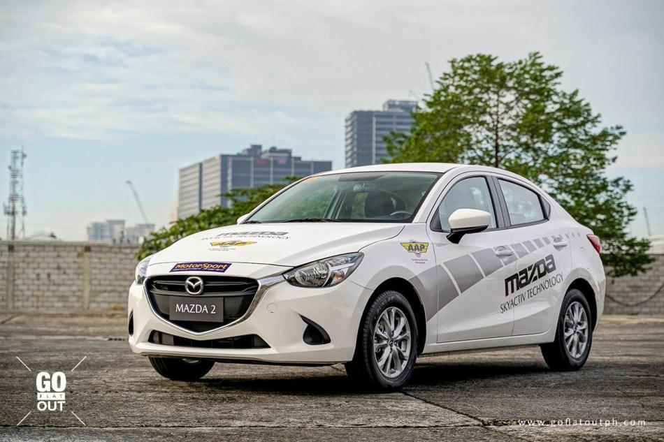 2019 Mazda 2 1.5 S MT AAP Motorsports Development Program