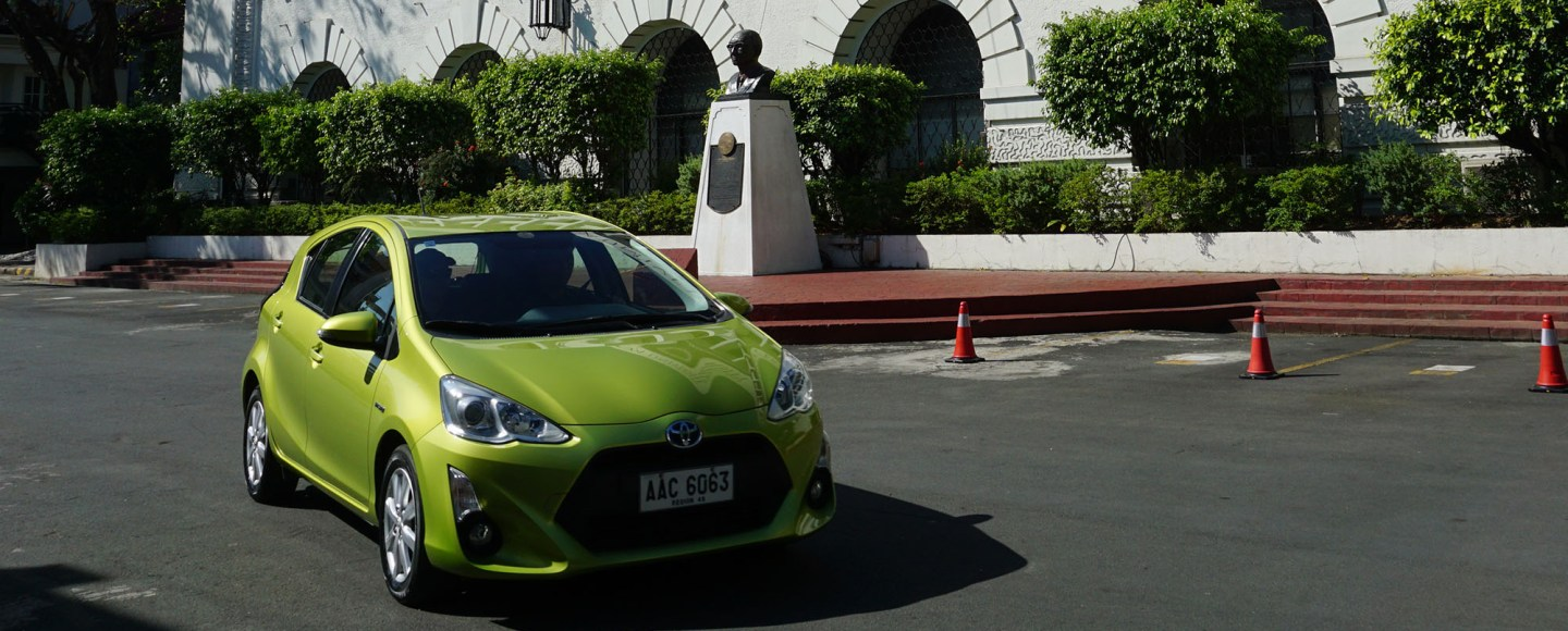 Toyota's Hybrids Go On A Campus Tour At MAPÚA, UST And DLSU To Follow