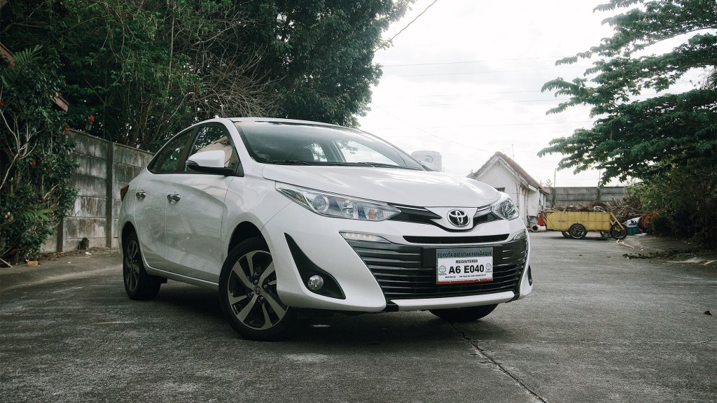 2019 Toyota Vios 1.5 G MT Review