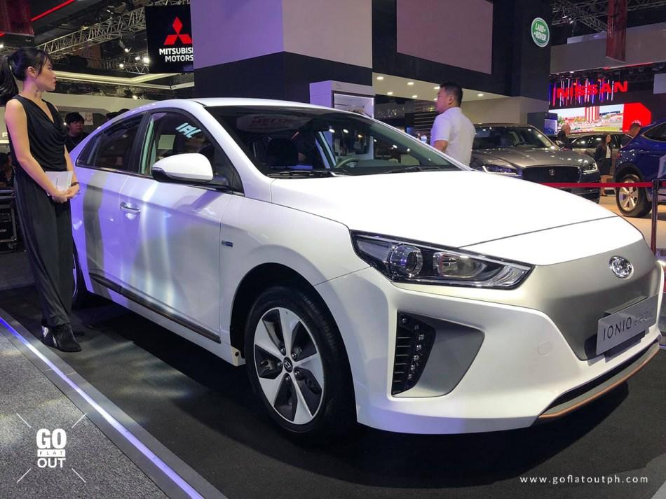2019 Hyundai Ioniq Electric Exterior