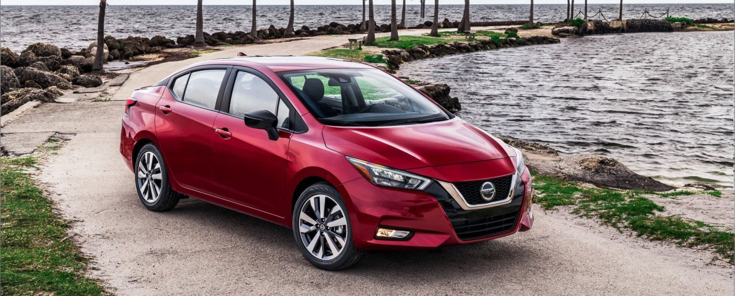 The All-New 2020 Nissan Almera Is All Kinds Of Handsome