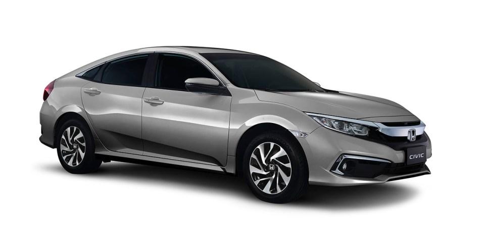 2019 Honda Civic 1.8 S CVT Exterior