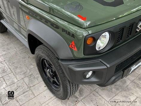 2019 Suzuki Jimny GL PIAA
