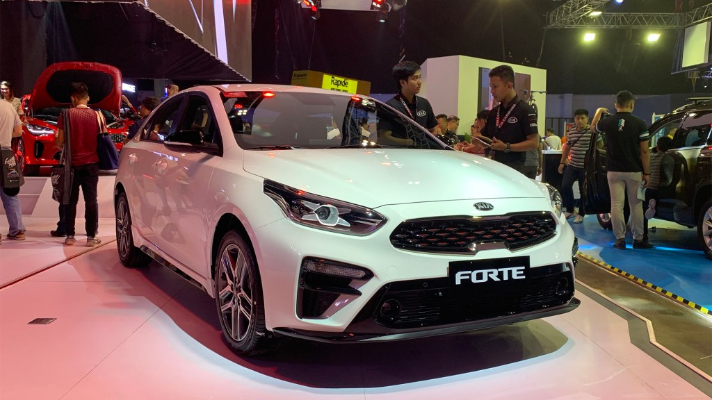 2019 MIAS: Kia Forte GT Challenges The Civic RS Turbo With 204 HP And P1.65M Starting Price