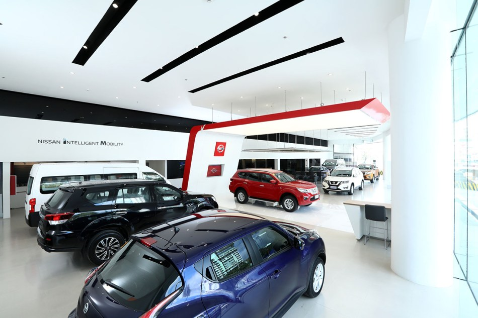 Nissan Retail Concept Sumulong Highway