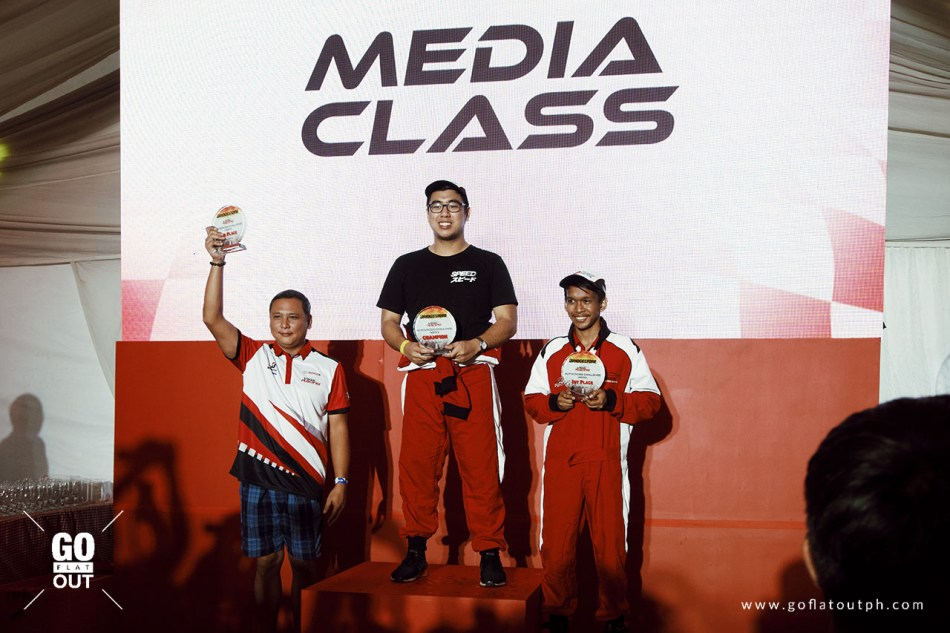 2019 Toyota Vios Autocross Challenge Media Class