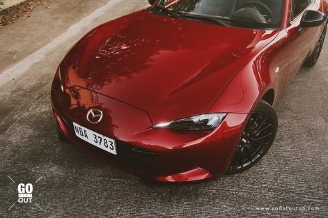 2019 Mazda MX-5 RF Club Edition Exterior