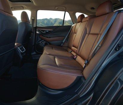 2020 Subaru Outback Touring XT Interior