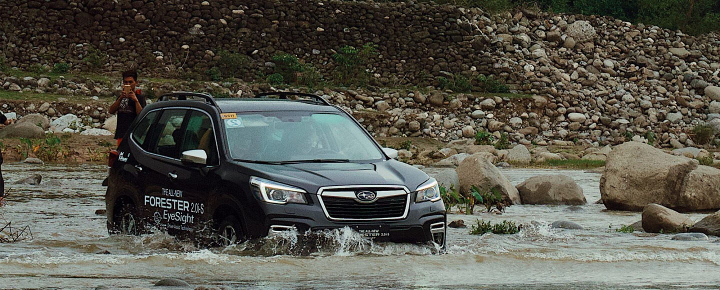 Many Unibody SUVs Can't Go Off-Road, And Then There's The Subaru Forester