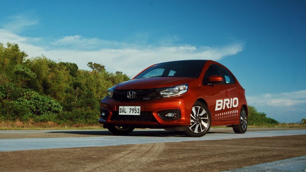 2019 Honda Brio 1.2 RS CVT First Impressions (With Video)