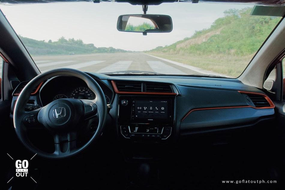 2019 Honda Brio 1.2 RS CVT Interior