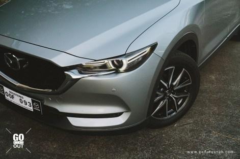 2019 Mazda CX-5 2.2 AWD Sport Diesel Exterior