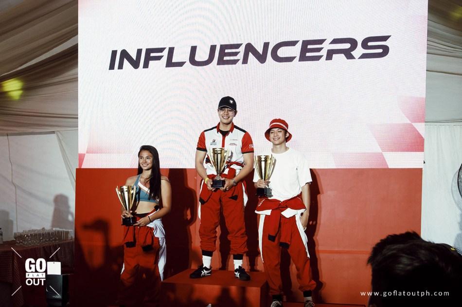 2019 Toyota Vios Autocross Challenge Influencers Class
